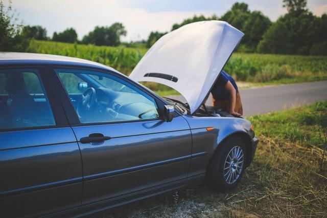 Kontrollera din bil innan körning